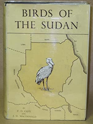 Birds Of The Sudan: Their Identification And: Cave, Colonel Francis