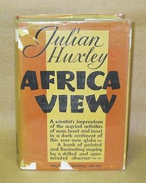 Africa View: Huxley, Julian