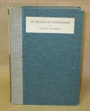 In Praise of Stevenson: An Anthology: Starrett, Vincent