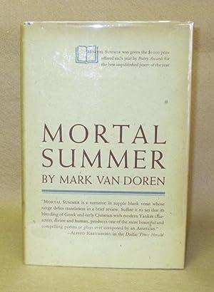 Mortal Summer: Van Doren, Mark