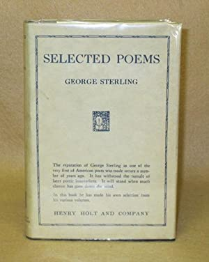 Selected Poems: Sterling, George