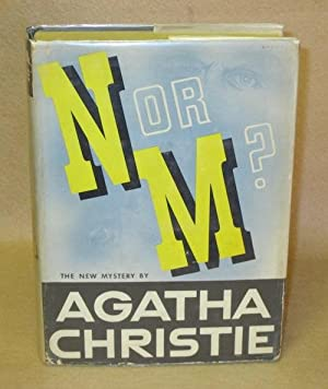 N Or M.: Christie, Agatha
