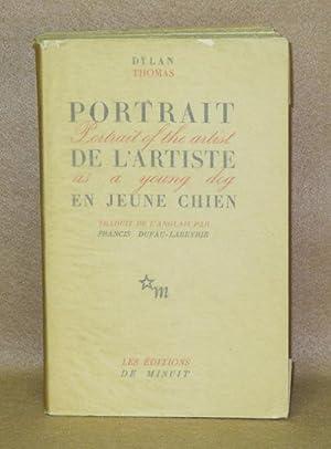 Portrait De L'Artiste En Jeune Chien (Portrait: Thomas, Dylan
