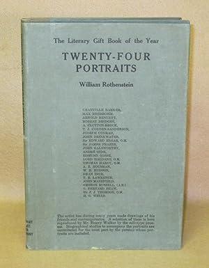 Twenty-Four Portraits: Rothenstein, William