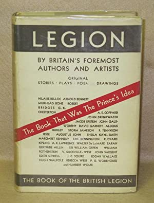 Legion: Britain's Foremost Authors and Artists