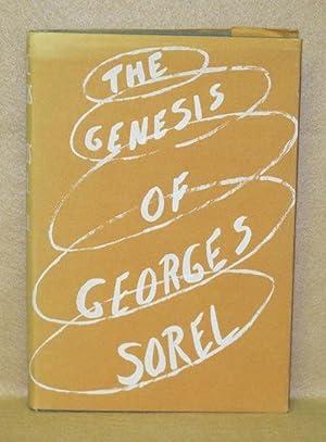 The Genesis of Georges Sorel: Meisel, James H.