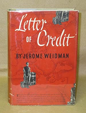 Letter of Credit: Weidman, Jerome