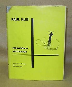 Paul Klee: Pedagogical Sketchbook: Moholy-Nagy, Sibyl