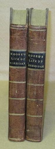 Memoirs of The Life of The Right Honourable Richard Brinsley Sheridan: Moore, Thomas