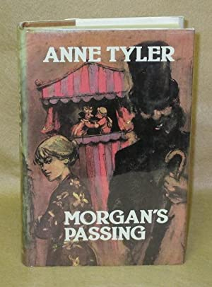 Morgan's Passing: Tyler, Anne