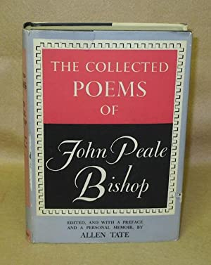 The Collected Poems of John Peale Bishop: Tate, Allen