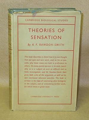 Theories of Sensation: Rawdon-Smith, A.F.