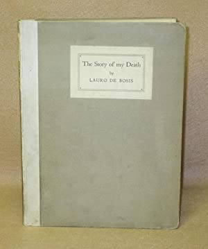 The Story of My Death: De Bosis, Lauro