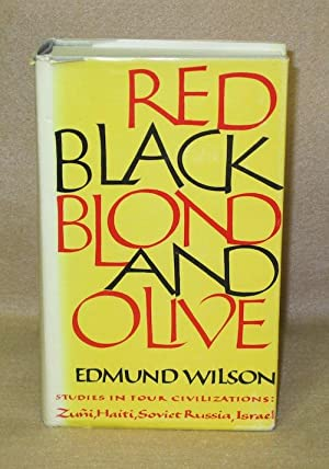 Red Black Blond and Olive: Wilson, Edmund