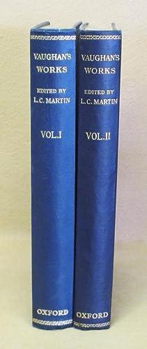 The Works of Henry Vaughn: Martin, Leonard Cyril