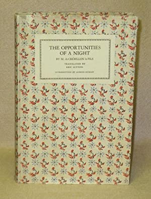 The Opportunities of a Night: Le Fils, M. De Crebillon