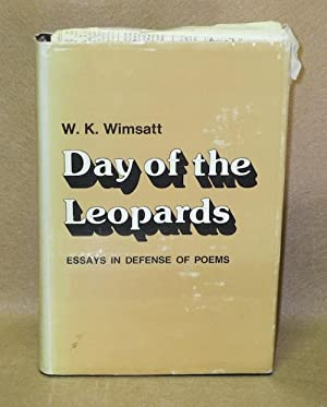 Day of the Leopards: Wimsatt, W.K.