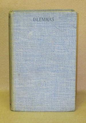 Dilemmas: Stories and Studies In Sentiment: Dowson, Ernest
