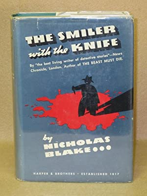 The Smiler with the Knife: Blake, Nicholas