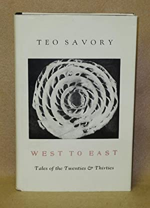 West To East: Savory, Teo