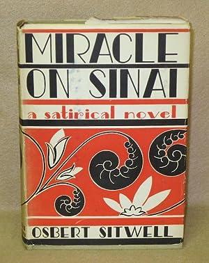 Miracle On Sinai: Sitwell, Osbert