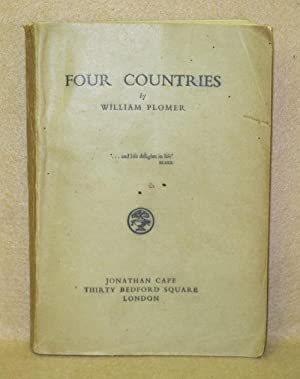 Four Countries: Plomer, William