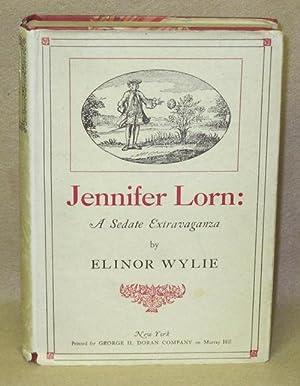 Jennifer Lorn: A Sedate Extravaganza: Wylie, Elinor
