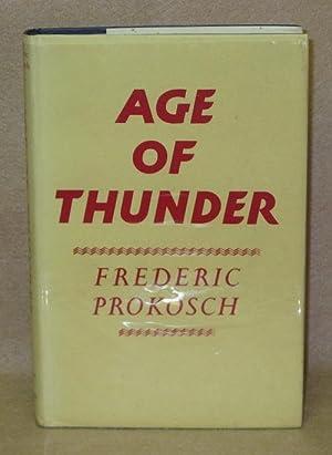 Age of Thunder: Prokosch, Frederic