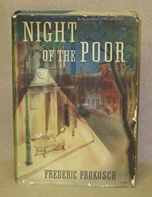 Night Of The Poor: Prokosch, Frederic