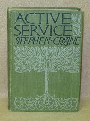 Active Service: Crane, Stephen