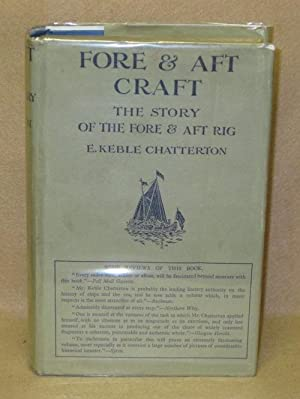 Fore & Aft Craft: Chatterton, E. Keble