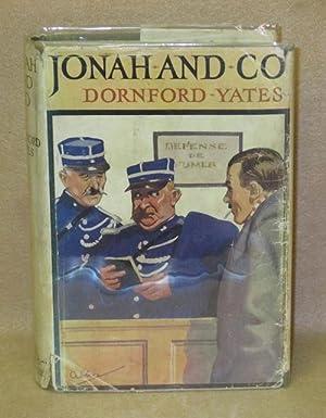Jonah And Co: Yates, Dornford