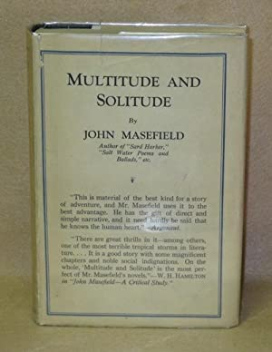 Multitude And Solitude: Masefield, John