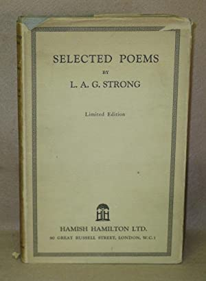 Selected Poems: Strong, L.A.G.