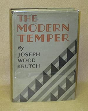 The Modern Temper: Krutch, Joseph Wood