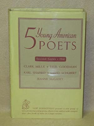 Five Young American Poets
