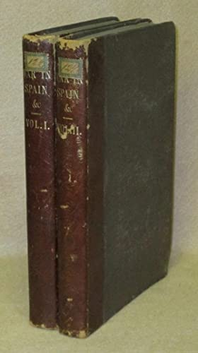 Account of the War In Spain, Portugal and The South Of France: Jones, John T.