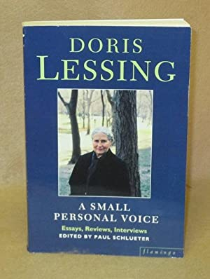 A Small Personal Voice: Lessing, Doris