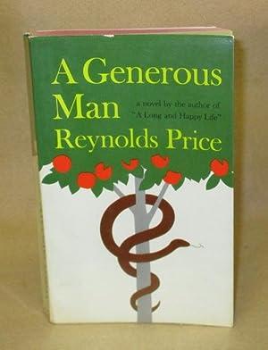 A Generous Man: Price, Reynolds