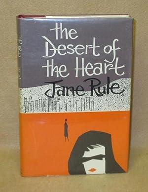The Desert of the Heart: Rule, Jane