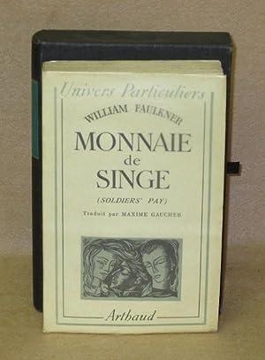 Monnaie de Singe: Faulkner, William