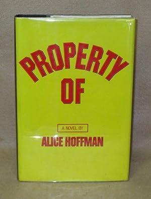 Property Of: Hoffman, Alice