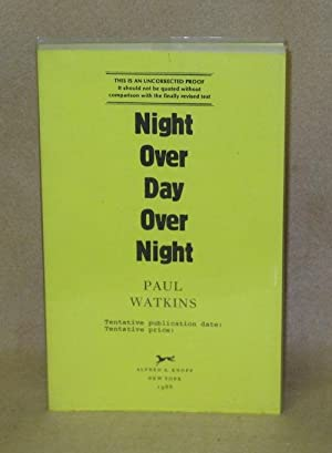 Night Over Day Over Night: Watkins, Paul