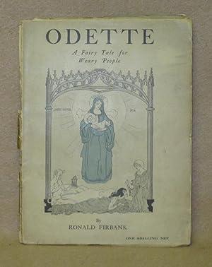 Odette: Firbank, Ronald