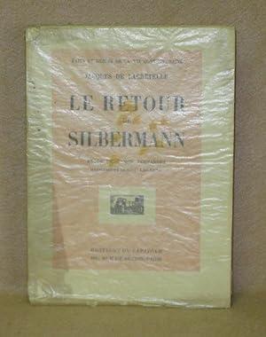 Le Retour De Silbermann: De Lacretelle, Jacques