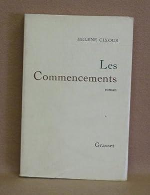 Les Commencements: Cixous, Helene