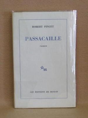 Passacaille: Pinget, Robert