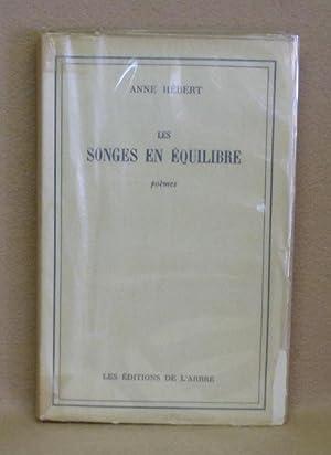 Les Songes En Équilibre: Hérbert, Anne