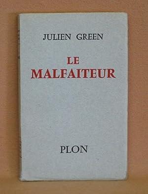 Le Malfaiteur: Green, Julien