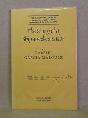 The Story of a Shipwrecked Sailor: Márquez, Gabriel García